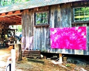 Hot pink Custom made Sarong