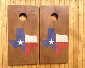 Cornhole Game by ColoradoJoes State of Texas