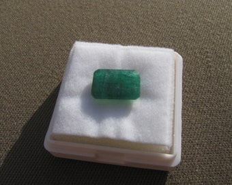 Zambian Emerald - 5.50 ct.