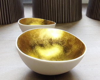 Small Gilded Bowl