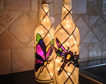 Butterfly or Dragonfly Lamp