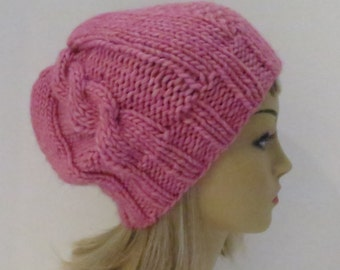 PDF 172  Arianna Beanie and Slouch Hat, Slouchy Hat - Two Patterns