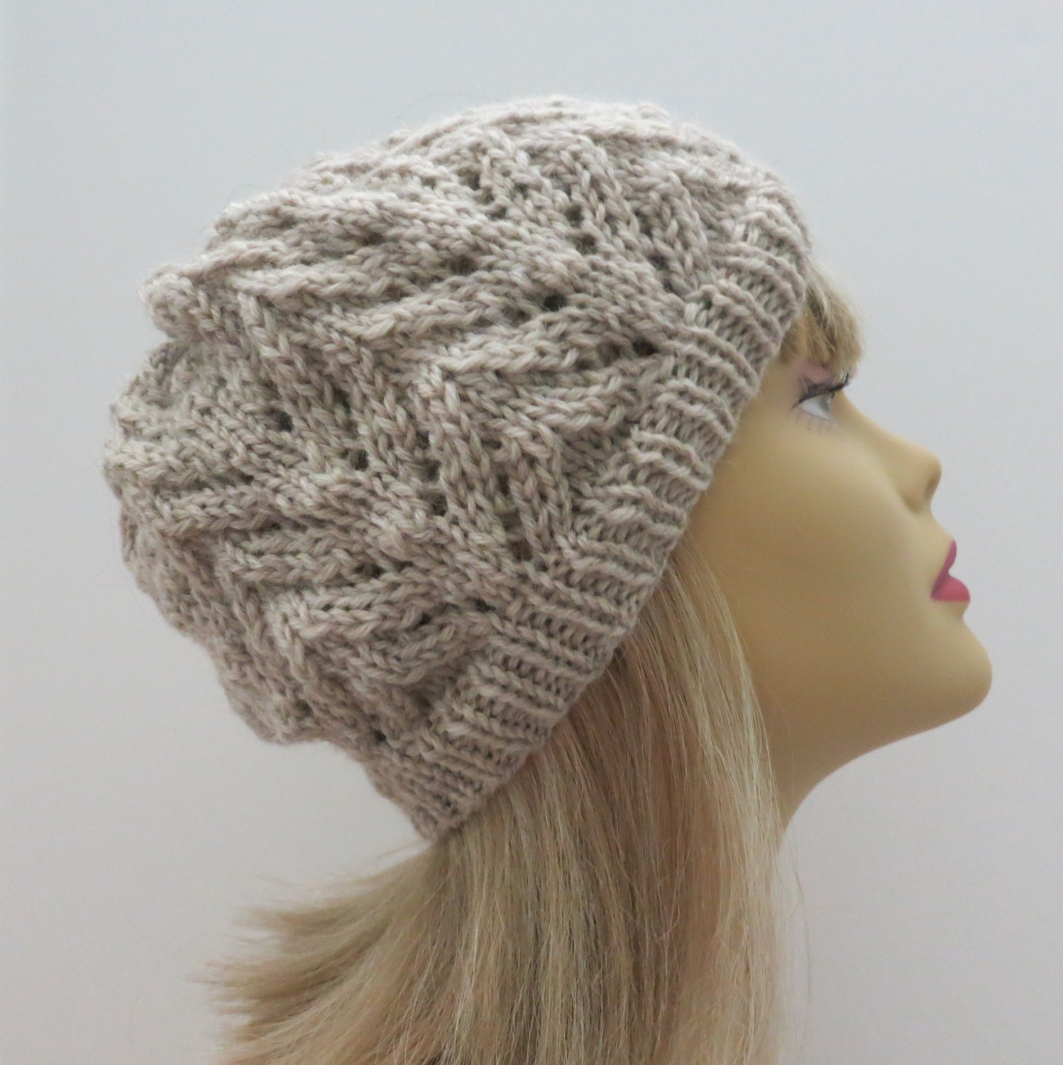 Knitting Patterns For Winter Hats : Winter Hat, Hat Pattern, Knitting Pattern from ...