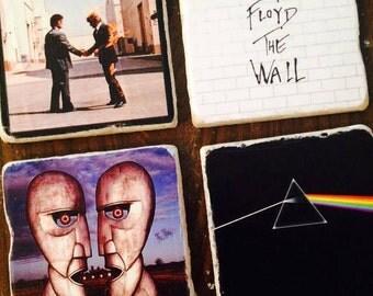 Pink Floyd Coaster Set