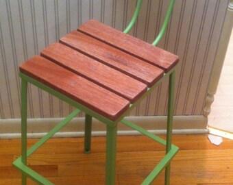 Teak nantucket patio stools.patio furniture, deck stool,patio stool, all weather stool, brown jordan stool, outdoor stool