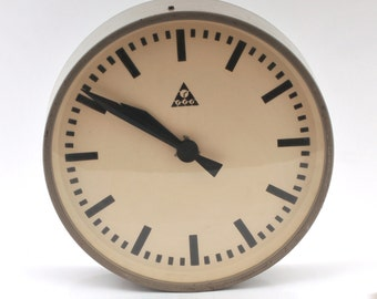 Industrial wall clock Pragotron  PJ 30