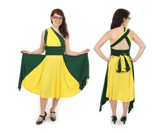 Untouchable Mutant inspired Convertible Dress