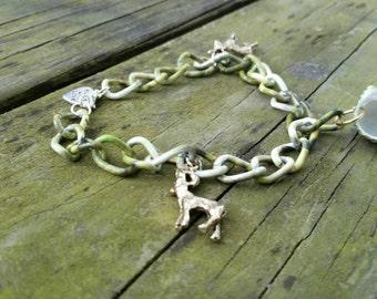 camoflouage bracelet with surprises
