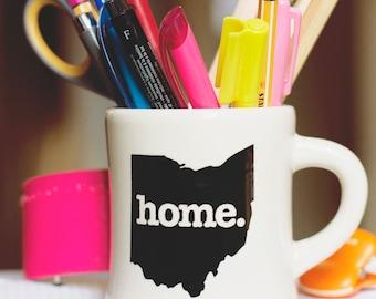 Ohio home. Ceramic Coffee Mug