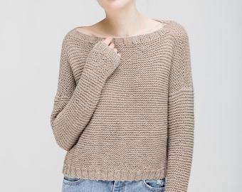 Cuzco Sweater knitting kit