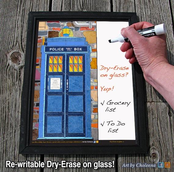 dry erase paper