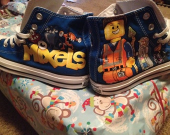 Lego Converse Chuck Taylor's