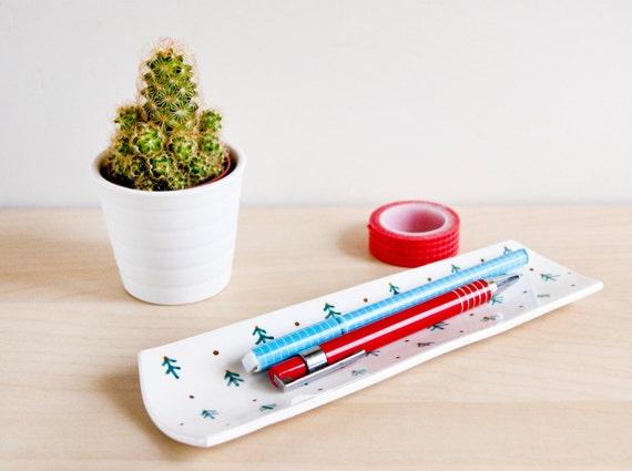 Cute desk accessories cute office decor ceramic desk - Cute desk organizers accessories ...