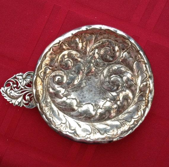 Antique Derby Silver Company Quadruple Plate By Myfullattic
