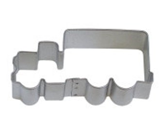 """Delivery Truck Cookie Cutter 4"""""""