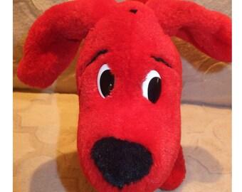 Clifford The Big Red Dog Plush Stuffed Animal
