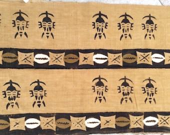 Mali African mudcloth fabric