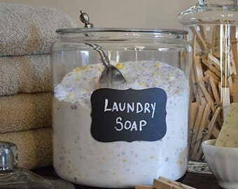 Organic All Natural Non Toxic Laundry Soap Powder Laundry Detergent