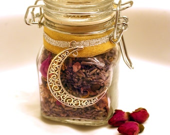 Full Moon Incense Herb Potion For Casting and Esbat