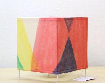 Table lamp: cylinder_12 x 12cm / GEOMETRICS
