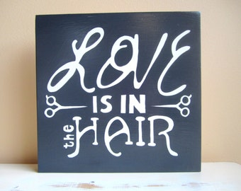 Personalized Beautician Decor - Gift for Hairstylist Sign - Salon Decor - Gift for Grad - Bathroom Decor - Typography Art
