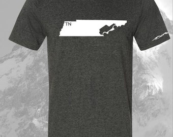 Jeep Shirt 2 door Shirt Tennessee ANY STATE AVAILABLE