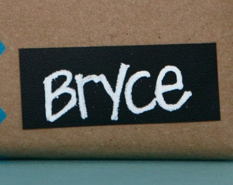 Rectangle Reusable Chalk Labels - Chalkboard Stickers to Organize Personalize Entertain - Simply Remarkable Classic