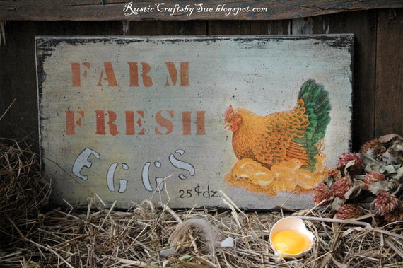 Farmhouse wooden sign farmhouse kitchen sign rustic country wall decor