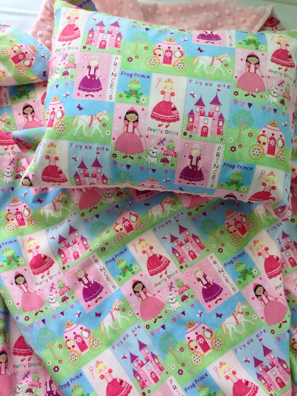 toddler blanket and pillow set princess blanket and pillow. Black Bedroom Furniture Sets. Home Design Ideas