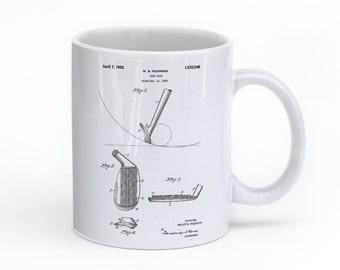 Golf Wedge 1923 Mug, Golf Dad, Golf Mug, Golf Gift, Golf Clubs, PP0240