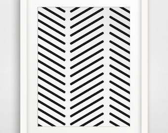 Moroccan Art, Geometric Print, Pattern Wall Art, Black and White Prints, Moroccan Print, Geometric Art, Wall Prints, Printable Art