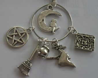 Witchy Charm Necklace