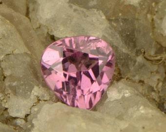 Pinkish Purple Spinel, accent gem.