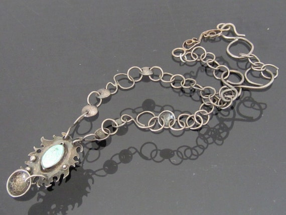 peacemakers old silver chain Shop for-and learn about-antique and vintage sterling silver chains the key to  showing off a beautiful pendant is a chain that doesn't call too much.