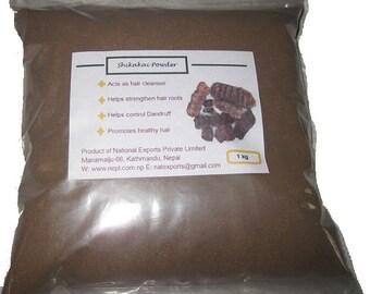 Organic Shikakai Powder (1 kg/2.2 Lbs)