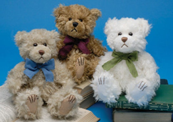 Very Cute Teddy Bears Dipped in Scented Wax by ...