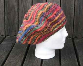 Fab Knitted Beret