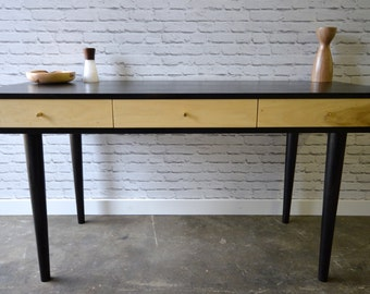 Handmade Danish Modern Style Desk