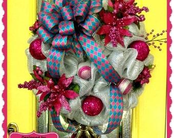Christmas Wreath #6 - SKU 122515