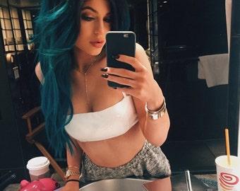 Kylie Jenner Gold Filled Y Necklace