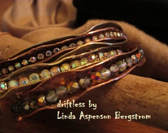 Easy Anticlastic Bracelets tutorial