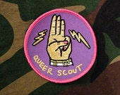 Queer Scout Badge