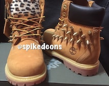 Youth/Women spiked or no spikes timberlands Sizes 3.5-7 (fits women 5-9 also)