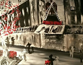Moulin Rouge 24x24