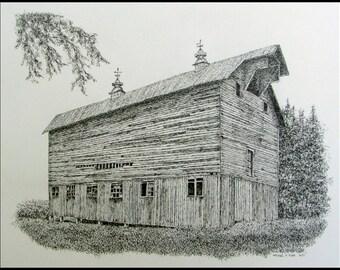Rose Bank Barn