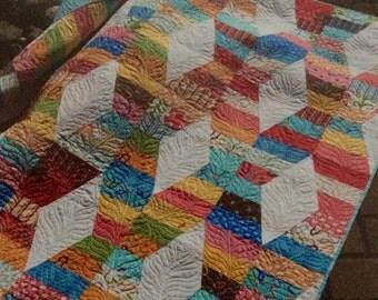 Hugs & Kisses Quilt Pattern - Julie Herman - Jaybird Quilts  - JBQ 106