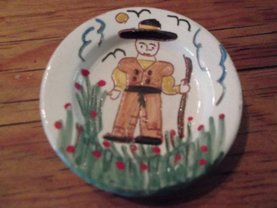 Https Www Etsy Com Listing 230560194 Ceramic Fridge Magnet Handmade