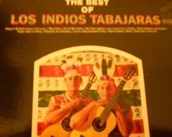 Los Indios Tabajaras - The Best Of - vinyl record
