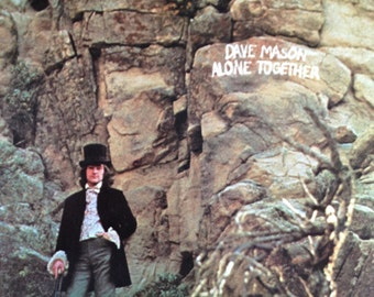 Dave Mason - Alone Together - multi colored vinyl record
