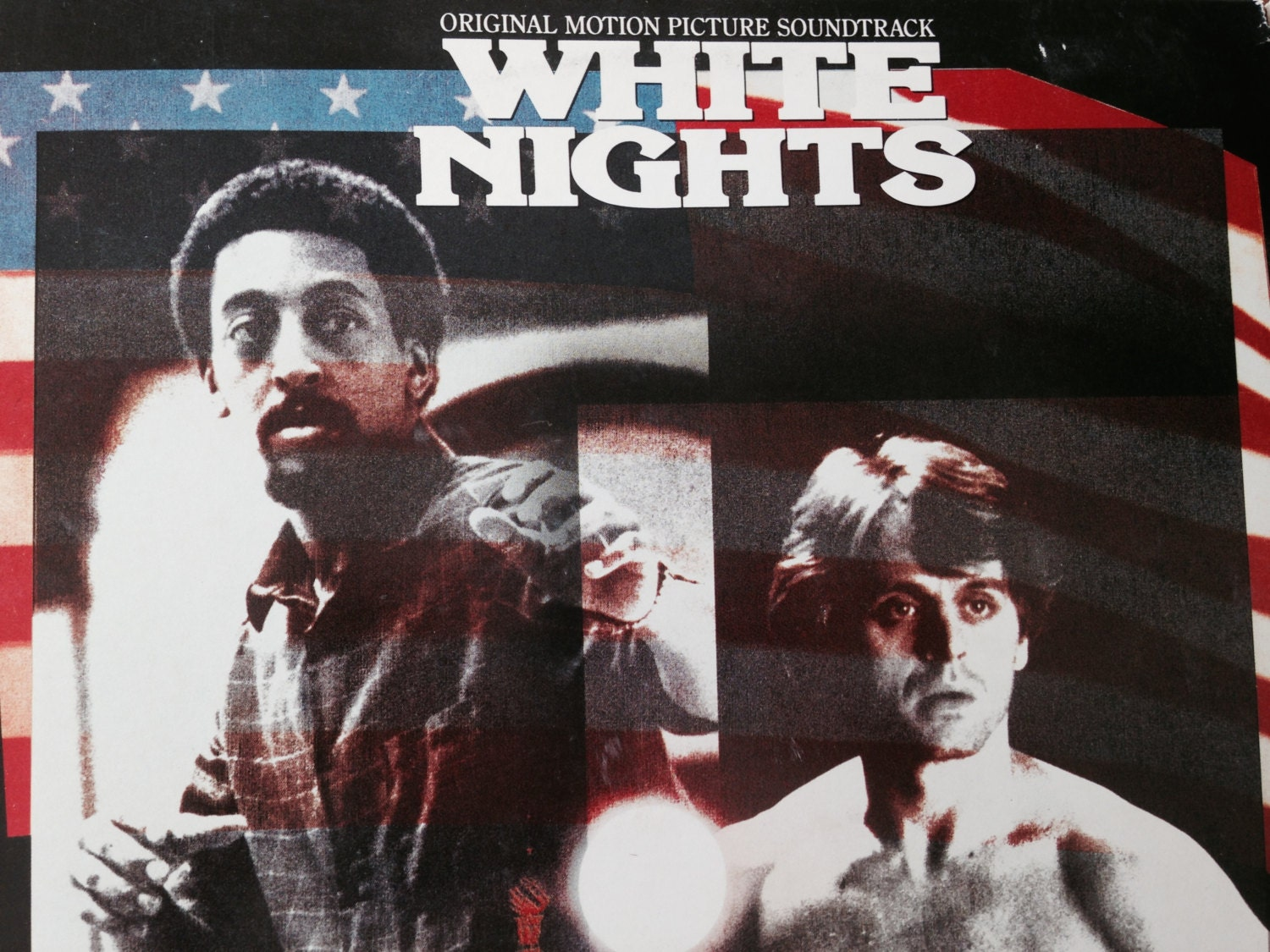 White Nights Original Motion Picture Soundtrack Vinyl